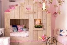 Ideas Kids Rooms / by Julie