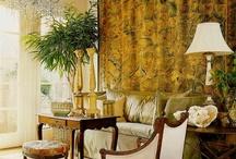 MI HOGAR : Mi lugar favorito           Mi inspiración!!! / Me encantan los tonos que hacen un ambiente cálido, acogedor, me fascinan los muebles antiguos, los muebles de madera y rodear mi ambiente de todo lo hermoso que me haga feliz!! / by Aurora Peñon