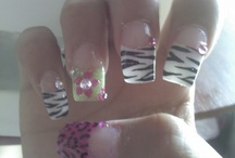 Nails / by Ozett Spencer
