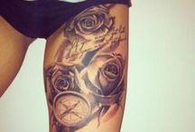 Tattoo / by Caro Pinkabella