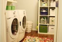 mud room / laundry room / by r r