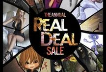 Real Deals (newsletter) / by Runtime DNA INC