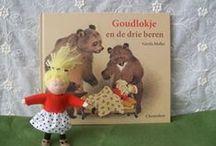 Thema: Goudlokje en de drie beren / by Lise De Meulder