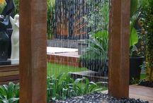 GARDEN INSPIRATIONS  / Inspiring garden ideas / by Christina Davison