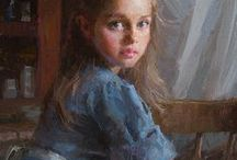 Art Of Morgan Weistling / Please do not pin items in exact order as found here. / by Satori Eastman