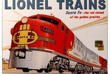 Trains / Trains are part of the stories that Americans tell themselves about reaching for new frontiers and also about going home. This board offers a tour through images of the train in American entertainment culture. / by Pop Culture Freaks