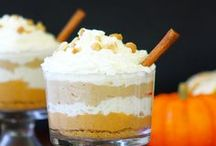 Fall Recipes / October of every year begins the Fall harvest and pumpkin season.  If you could eat and smell everything in only pumpkin, most people would.  Fall isn't all about pumpkins and does include some delicious apple harvest recipes for foods and desserts.  Check out some of our favorite apple and pumpkin recipes to sneak in before Winter or to try out next year!   / by More Than A Mom Of Three