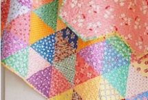 Quilts with 30's Reproductions / made with 30's reproductions or similar fabric / by Twiddletails