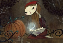 Illustrations, drawings, sketches... / by bug8books