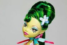 Monster High Custom / by Andrea Reed