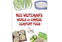 "Chinese Food Recipes from ""Roz Weitzman's World of Chinese Comfort Food""  / Photos and recipes in my first epublished cookbook ""Roz Weitzman's World of Chinese Comfort Food"". You can download it at http://www.amazon.com/dp/B00AFA36EC / by Roz Weitzman"