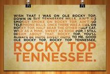 Tennessee.... / by Wava McClish