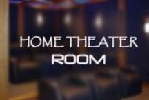 Home Theater Room / by HomeTheater Gear