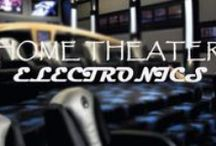 Home Theater Electronics / by HomeTheater Gear