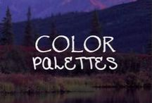 Color Palettes  / by HomeTheater Gear