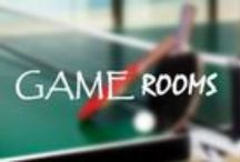 Game Rooms / by HomeTheater Gear