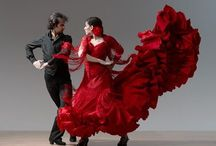 Dance - Flamenco / by Anne Jones