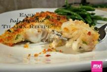 Yummy Meals / by Alisha Lampley