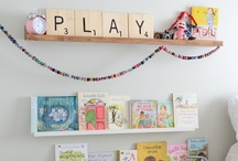 p l a y r o o m / Activities, Storage, Decor & Learning / by Aimee Manning