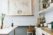 k i t c h e n / Kitchen Decor / by Aimee Manning