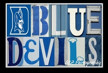 Love My Blue Devils / by Candie Edwards