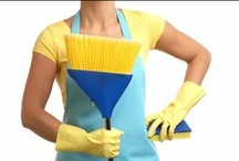 Put Your Gloves On. Clever Cleaning Tips. / by Becky Smith Glista