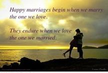 Marriage / by Linda Kardamis (Teach 4 the Heart)