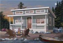 Cabin Ideas / by Ali Carter