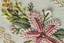 Embroidery / by Giselle Segnini Senra