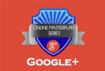 Google+ / Google is still the world's number one search engine, connecting millions of people from all over the world while offering the best search experience. It is for these reasons that online marketers regularly use the tools and resources offered by Google. / by Online Masterplan Series