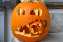 Karen's Spooktacular Halloween / Trick or Treat ....goodies and more goodies with crafts and much more. / by Karen Lawrence