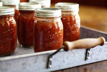 Karen's Canning & Pickling   / Nothing better than canned tomatoes.  Canning not only saves money; its great to have home grown produce. / by Karen Lawrence