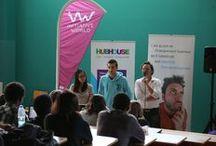 #entrepreneuriatetudiant - IAE/FDEG Université de Valenciennes - 3 oct.2013 / Sensibilisation à l'esprit d'initiative, entrepreneuriat & innovation / by Maison Entrepreneuriat