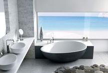 ♥ Splish Splash! ♥ / Some of these bathrooms are just amazing!  / by Rothwell Tiles & Bathrooms