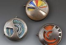enamel, enameling emaux / by Lonclesophocle