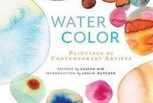 WATERCOLOR ART / by Gloria Lugo-Chapin