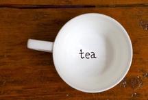 Tea / by Lorrie Moy