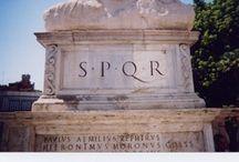 Imperio Romano / by Anna