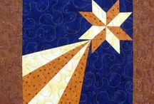 QUILTING / FOR THE TIME, THE KNOWLEDGE, AND THE SKILL / by liz simpson