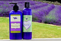 Lavender Lotions / Our Lavender Lotions are excellent for the health of your skin. Lavender is said to inhibit the bacteria that causes skin infection. Due to the antiseptic properties found in lavender it can be used to treat and soothe various skin problems like acne and psoriasis, cuts, scrapes, burns, and sunburns.  / by Ali'i Kula Lavender