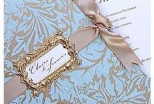 Invitation Inspirations / by Armenian  Weddings Directory
