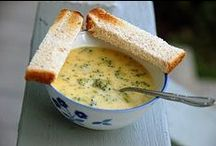 Recipes-Soup, Chili & Stews / by Pam Carothers