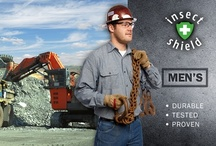 Insect Shield Work Wear  / by Insect Shield