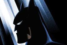 Batman & Co. / by Amanda Andrews