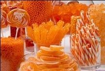 Orange / Tangarine / by Lorraine Anderson