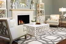 Living Room / by Kristen Rosecrans