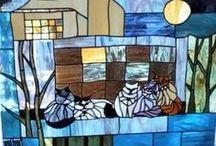 Stained glass magic / by Louise van Niekerk