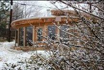 Eco-Friendly Houses / by Silvia Heath