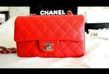 Chanel Classic Flap Handbags / Chanel Classic Flap Handbags. The classic flap bag is Coco Chanel's biggest success of all her beautiful handbags. Number one is the quilted flap handbag, surely it is like a signature for Chanel Classic Flap Handbags. Also see http://hubpages.com/hub/chanel-classic-caviar-flap-bags / by Ashley Cooper