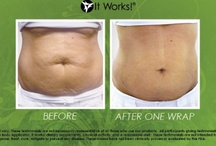 It Works Body Wraps Before and After / It Works body wraps before and after photos. If you haven't tried that Crazy wrap thing yet, you better get your hands on some! The It Works body wraps also known as the Ultimate Body Applicator has been featured in SUCCESS from Home Magazine, Direct Selling News, INC 500/5000, at the Emmy's and Oscar's in the celebrity gift suites and many other prestigious places and publications. / by It Works Body Wraps Distributor